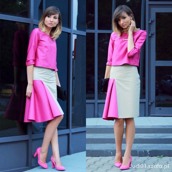 Blogerek Pink set