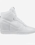 Nike sky high BIAŁE