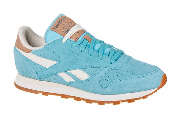 Buty Reebok Cl Leather Suede...