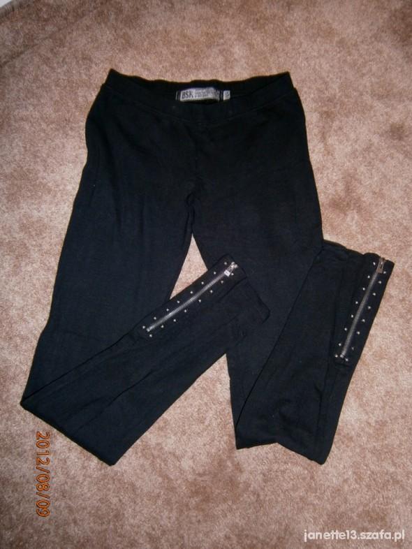 Legginsy Super legginsy z zameczkami BERSHKA S