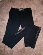 Super legginsy z zameczkami BERSHKA S