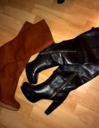 kozaki zimowe buty jeszcze nienoszone 1