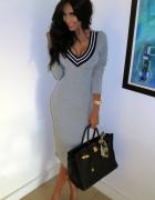 Dresowa sukienka V