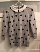 Sweterek z kołnierzykiem Mohito