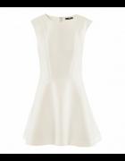 Sukienka biala h&M