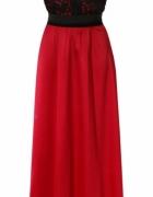 orsay sukienka xs s maxi...