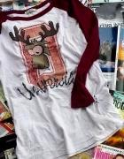 terranova koszulka tunika cudo L