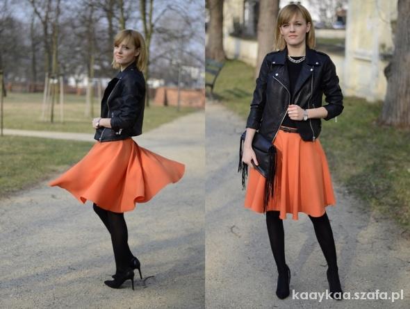 Blogerek Pomarańczowa handmade