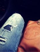 Poszukuję portfela w kolorze rudym