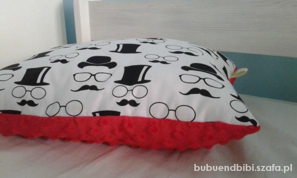 Poduszka Minky