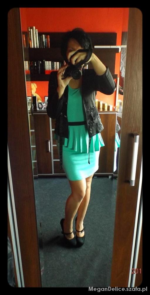 Eleganckie Zakochałam się w tej sukience