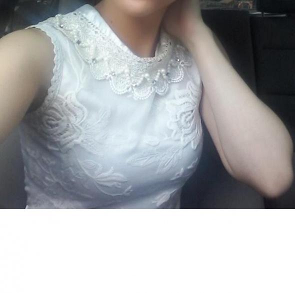 Biała bluzeczka GTT