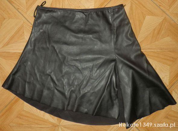 Spódnice Spódnica skórzana