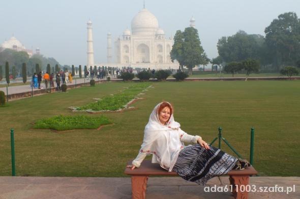 Romantyczne Hinduska w dwu odsłonach