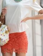 koronkowa spodnica