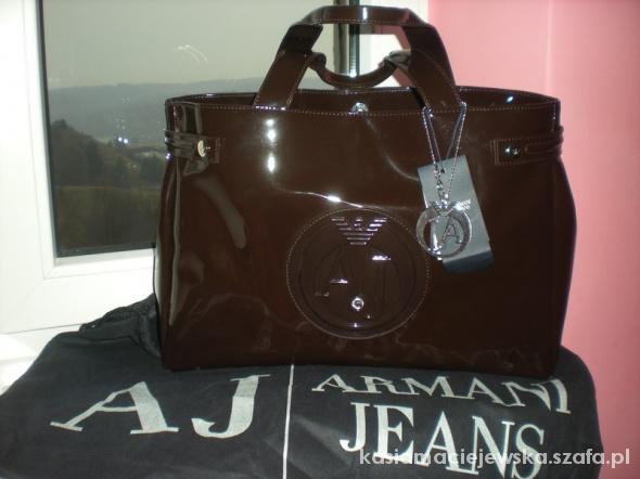 Armani Jeans Brown...
