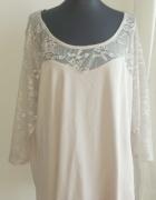 H&M plus bluzka cudo 4 XL 50 i więcej
