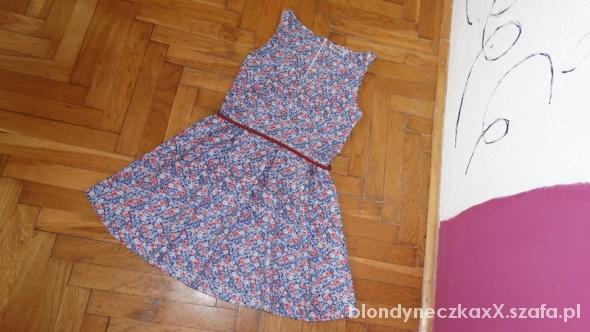 Ubrania Sukienka w Kwiatki