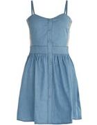 Jeansowa sukienka New Look
