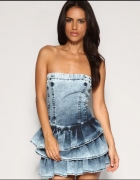 sukienka jeansowa...
