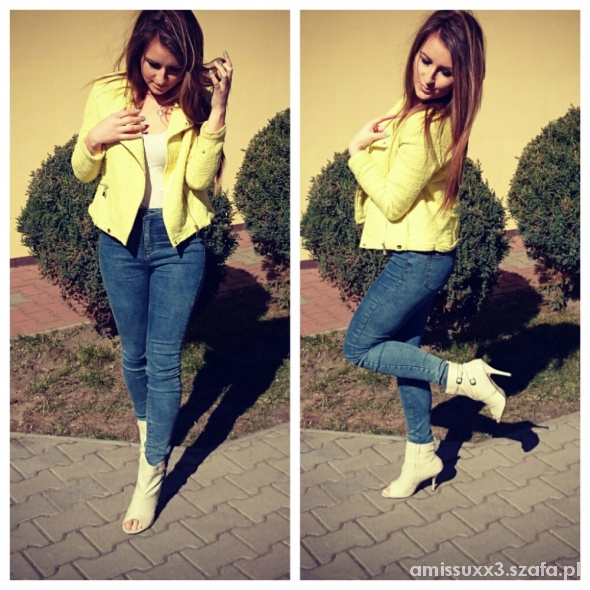 Codzienne spring outfit
