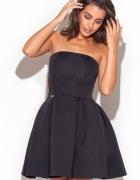 Sukienka z pianki neoprenowa sukienka