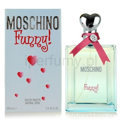 perfumy moschino funny...