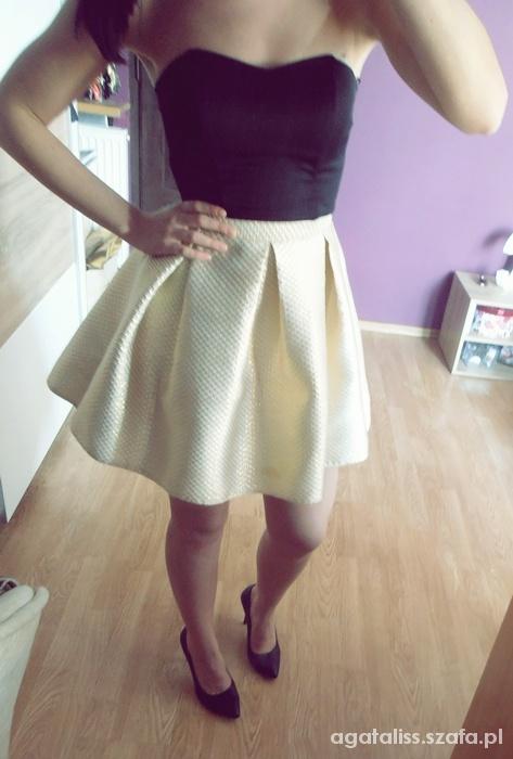 Mój styl sukienka wesele