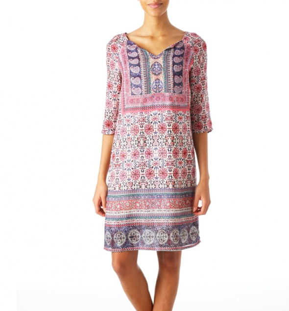 Sukienka PROMOD etno boho...
