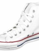 Poszukiwane białe conversy długie bądź krótki...