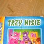 książeczka pod tytułem Trzy misie