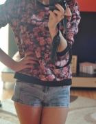 Bluza floral