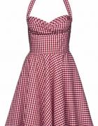 Sukienka w stylu pin up...