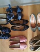 różności butowe