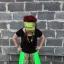 Neonowe zielenie