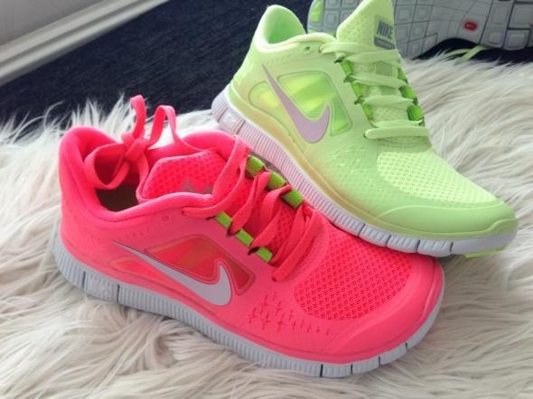Nike run sportowe...