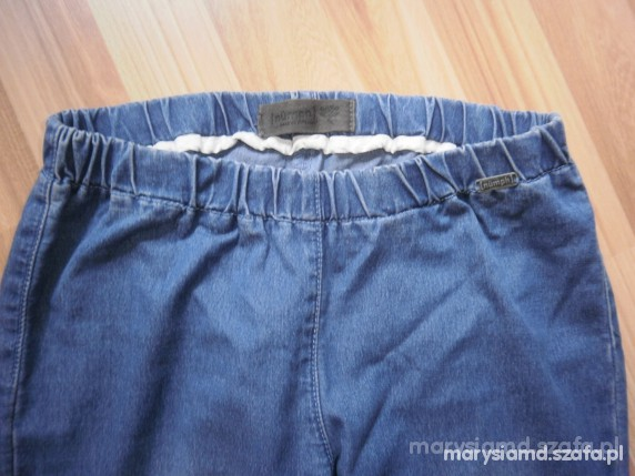 Legginsy jeansowe legginsy Numph jak nowe 34 36