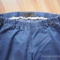 jeansowe legginsy Numph jak nowe 34 36