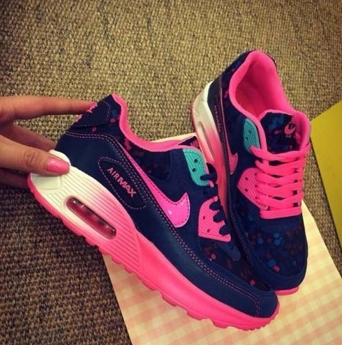 timeless design 3ac0d 613d0 buty nike air max kolorowe