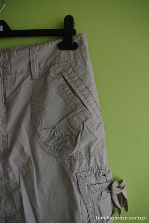 Spódnice spódnica khaki