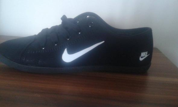 sale retailer b14c9 509cd trampki Nike czarne