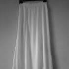 Biała spódnica maxi Vero Moda