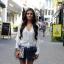 zara piórka dekatyzowana spódnica blogerki 36 S