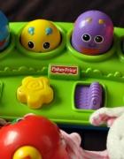 Zabawka Fisher price robaczki baby beattles