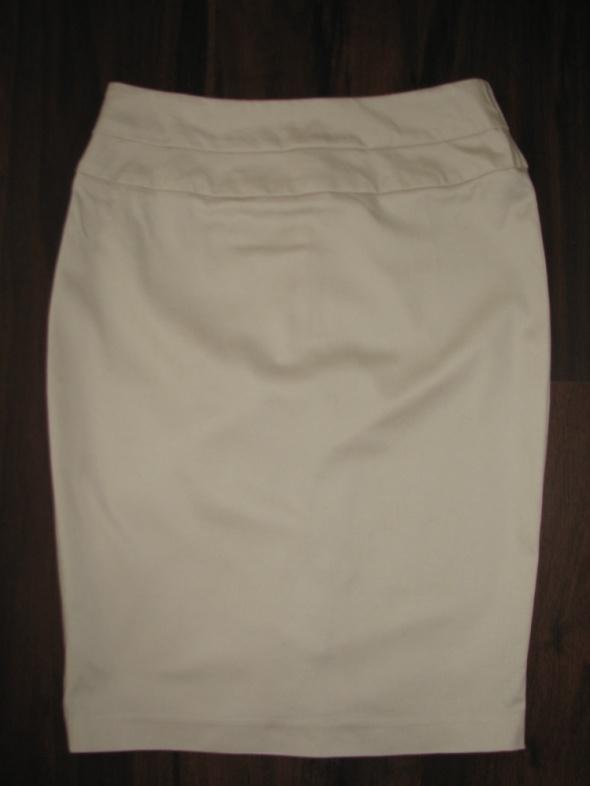 Spódnice Spódnica ołówkowa F&F beż 38