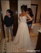 Suknia ślubna poszukuje