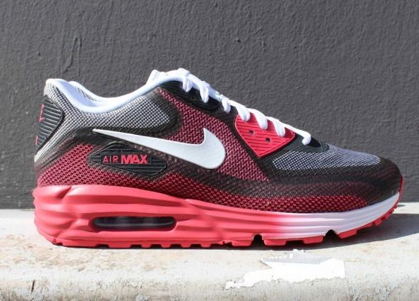 Air Max różowe szare białe...