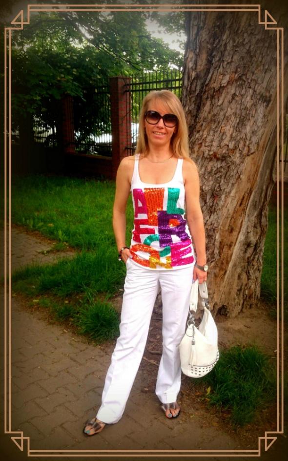 Mój styl Na letni spacer