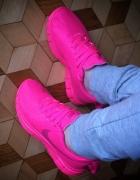 NIKE Free Express Neon Pink
