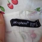 Atmosphere spodniczka w wisienki 42
